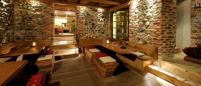 Krumers Post & Spa Hotel, Seefeld, Austria - restaurant interior 2.jpg
